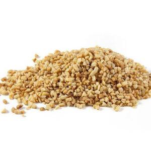Puñado de Almendra en grano natural