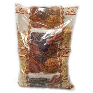 Sésamo o Ajonjolí dorado en paquete de 1 Kg