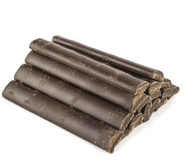 Barritas de chocolate Negro