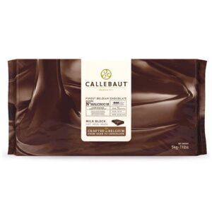 Chocolate con leche sin azúcar Malchoc-M