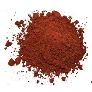 Cacao en polvo Rojo de Callebaut en bolsa de 1Kg
