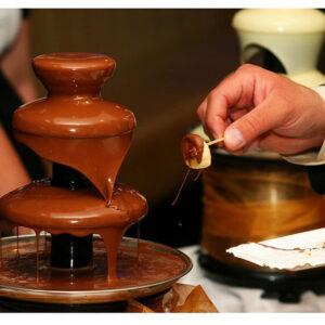 Chocolate con leche para fuentes Callebaut