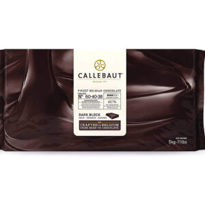 Cocolate 60-40-38 un chocolate al 60% de cacao sin trazas de leche Callebaut