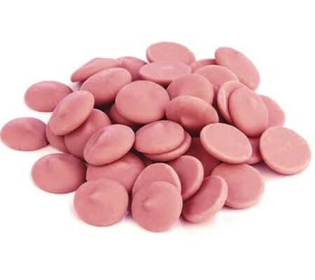 Cobertura Ruby el cuarto chocolate