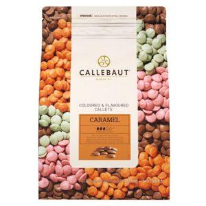 Bolsa de 2,5Kg de cobertura caramelo Callebaut