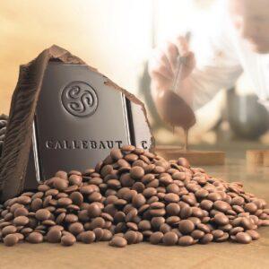 Chocolate ecológico en 10Kg de la marca Callebaut