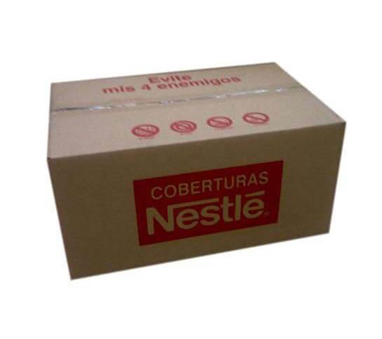 Caja de 10Kg de cobertura Negra Nestle