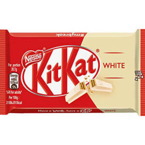 Kit Kat blanco de Nestle