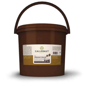 Praline de avellana belga marca Callebaut