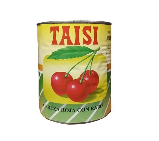 Cereza con rabo sin hueso Taisi en 1 Kg