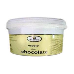 espejo chocolate marca braum