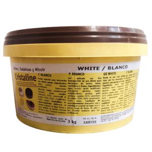 Crema espejo chocolate blanco