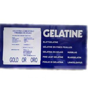 Gelatina cola de pescado en 1 Kg para uso alimentario
