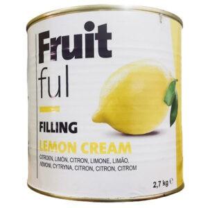 Relleno de limón en bote de 2,5Kg de Zeelandia