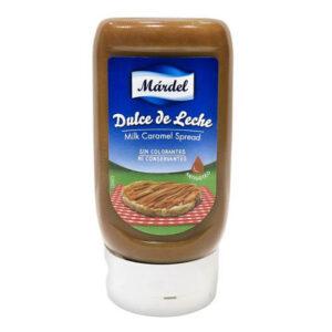 dulce de leche clásico en bote pequeño de 370g marca Márdel