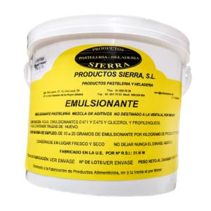 Emulsionante en bote de 6 Kg especial repostería
