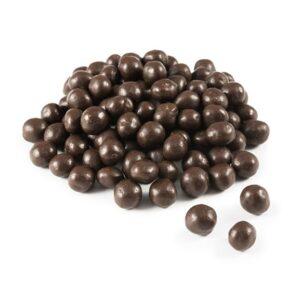 Bolas de chocolate negro rellenas de arroz y cereal en formato de 2,5Kg
