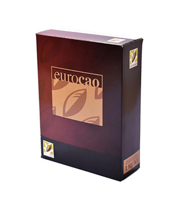 caja de 1kg de Fideos de Chocolate Blanco Vegetal