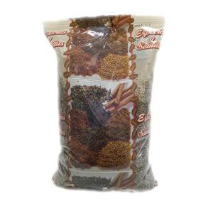 Puede comprar Semilla de Chía nega en paquete de 1Kg