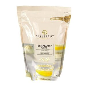 Crispearls Chocolate Blanco 800g