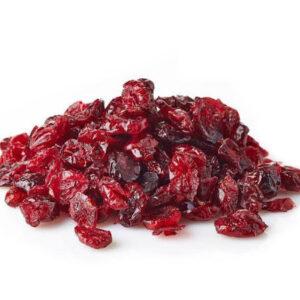 Arándanos rojos deshidratados en bolsa de 1Kg