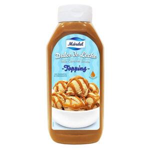 Dulce de leche Topping en 1º,2Kg de la marca Márdel