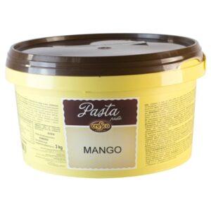 Pasta frutal de mango en bote de 3Kg