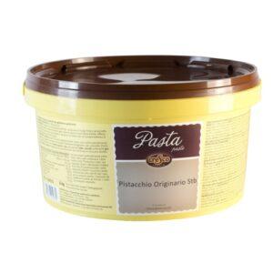 Pasta crema de pistacho original en bote de 3Kg de cresco