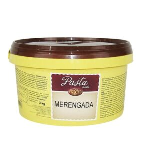 Pasta Crema Leche Merengada de marca cresco en 3 Kg