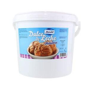 Dulce de leche especial para helados