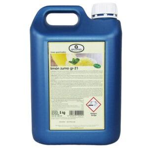 Concentrado de Limón para Granizado 5L de la marca Arconsa