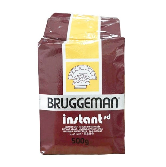Levadura Seca e Instantánea en bolsita de 500g de origen belga