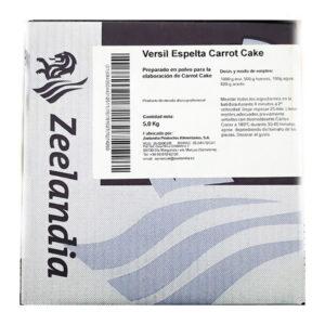 Spelta Carrot Cake, preparado para realizar tarta de zanahoria