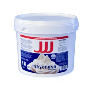 Mayonesa en bote de 3,6Kg