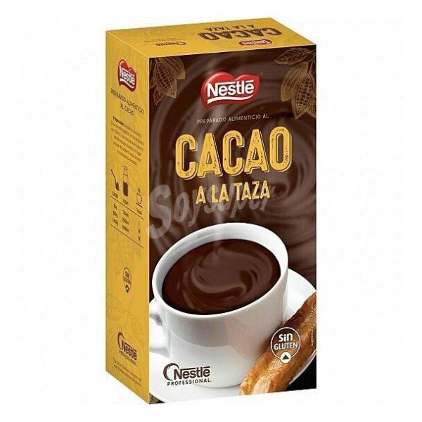 Chocolate a la Taza de Nestlé en formato de 1Kg
