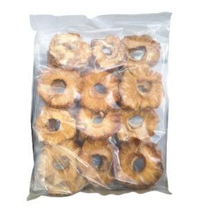 Bolsa Piña deshidratada sin azúcar en 1Kg