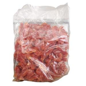 Bolsa de Papaya deshidratada sin azúcar en 1Kg