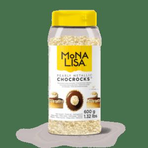 ChocRocks Perla de Chocolate blanco 600g