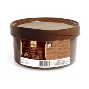 Nibs de Cacao Puro de Barry en bote de 1Kg